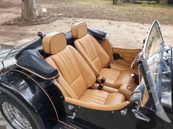 Morgan Roadster ROADSTER 3.0 V6  GRIS ANTHRACITE METALLISE - 13