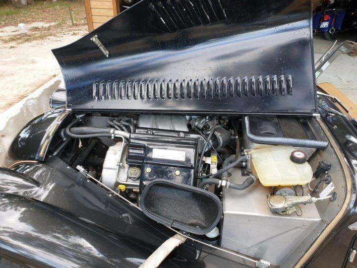 Morgan Roadster ROADSTER 3.0 V6  GRIS ANTHRACITE METALLISE - 19