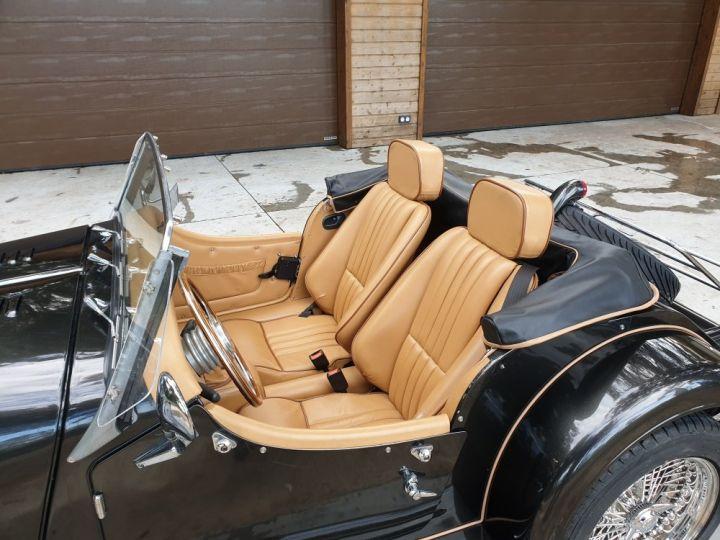 Morgan Roadster ROADSTER 3.0 V6 ANNIVERSAIRE GRIS ANTHRACITE METALLISE - 12