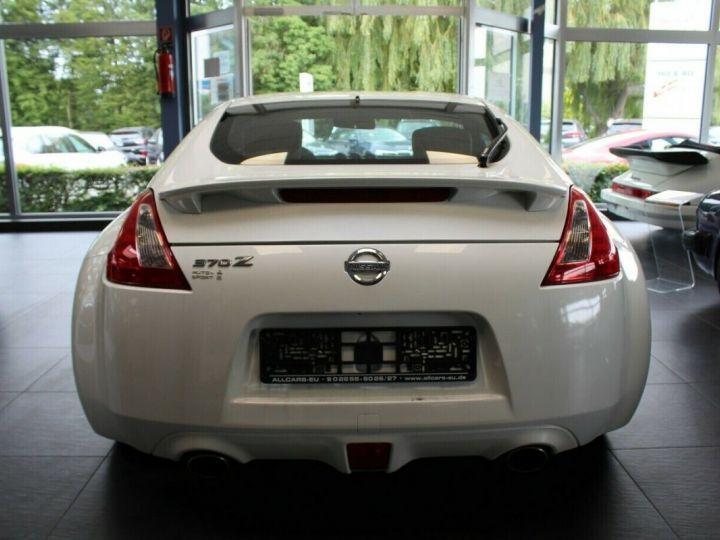 Nissan 370Z Nissan 370Z Coupé 3.7 V6 328 Garantie 12 Mois  Blanc - 3