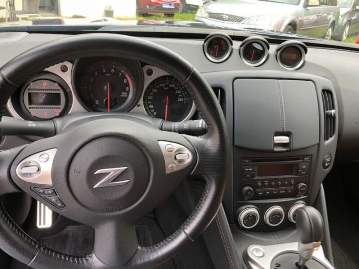 Nissan 370Z Nissan 370Z Coupé 3.7 VKm Garantie 12 Mois  Bleu - 8