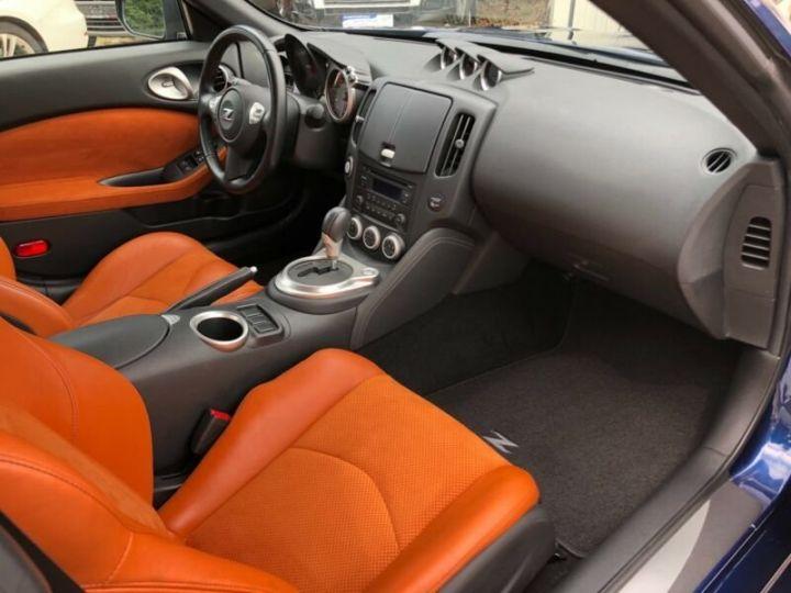 Nissan 370Z Nissan 370Z Coupé 3.7 VKm Garantie 12 Mois  Bleu - 10