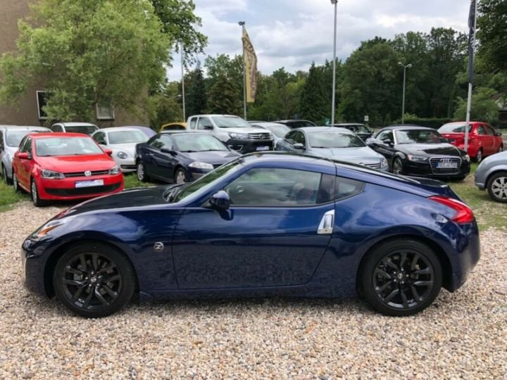 Nissan 370Z Nissan 370Z Coupé 3.7 VKm Garantie 12 Mois  Bleu - 11