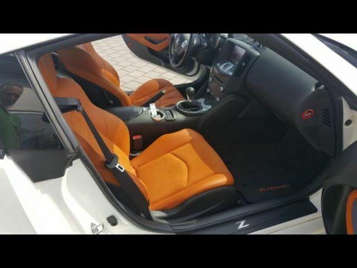 Nissan 370Z Pack blanc - 6