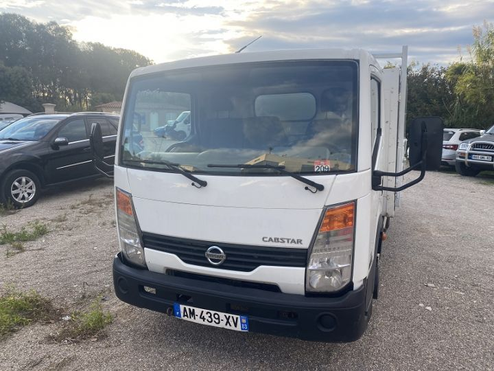 Nissan Cabstar 35.13 B6 CHANTIER INTRO /1-2-3 Blanc - 1