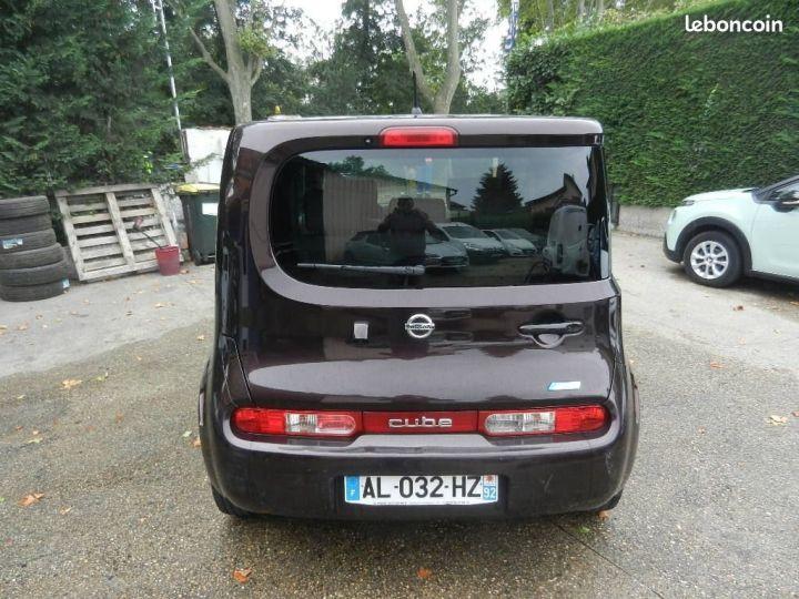 Nissan Cube 1.5 Dci 110 fap Basis Rouge - 6