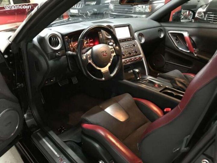 Nissan GT-R Full Black   Carbon Edition   R35   Noir métallisée  - 4
