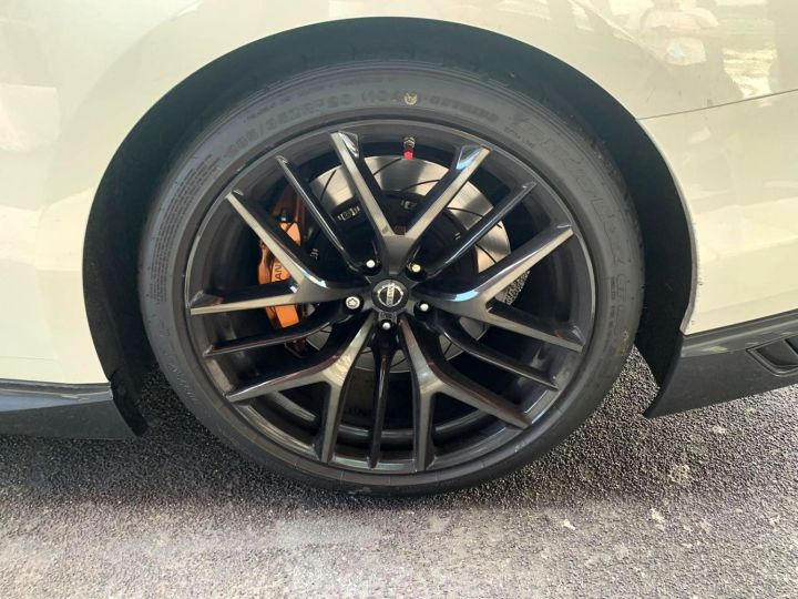 Nissan GT-R GENTLEMAN EDITION 3.8L V6 570CH Blanc Vendu - 13