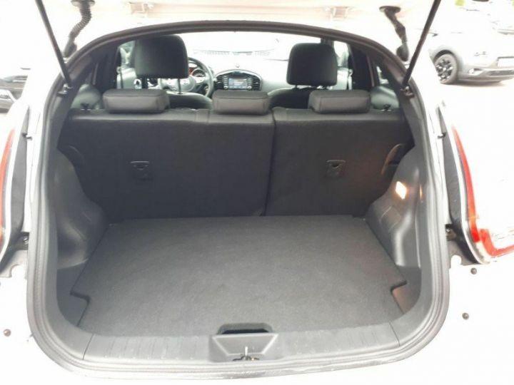 Nissan JUKE 1.5 dCi 110 Tekna (10/2017) blanc - 7