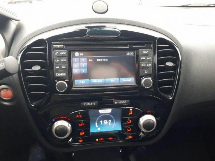 Nissan JUKE 1.5 dCi 110 Tekna (10/2017) blanc - 11