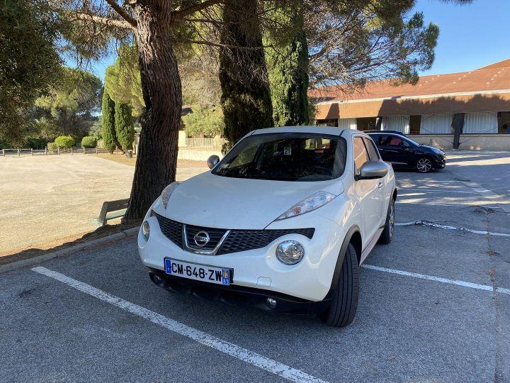 Nissan Juke 1.5 DCI 110CH FAP ACENTA Blanc - 1