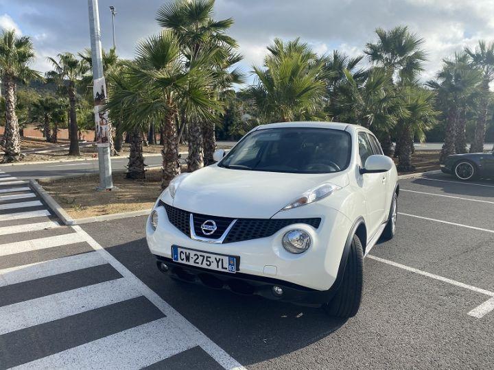 Nissan JUKE 1.5 DCI 110CH FAP TEKNA Blanc - 1