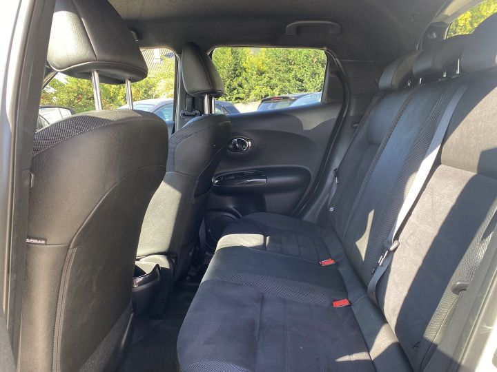 Nissan Juke 1.5 DCI 110CH WHITE EDITION Blanc - 11