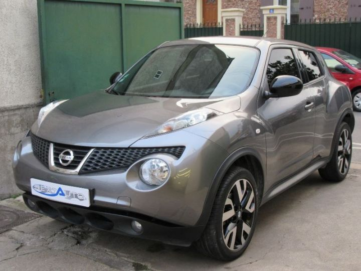 Nissan JUKE 1.6 117CH CONNECT EDITION CVT GRIS FONCE Occasion - 1
