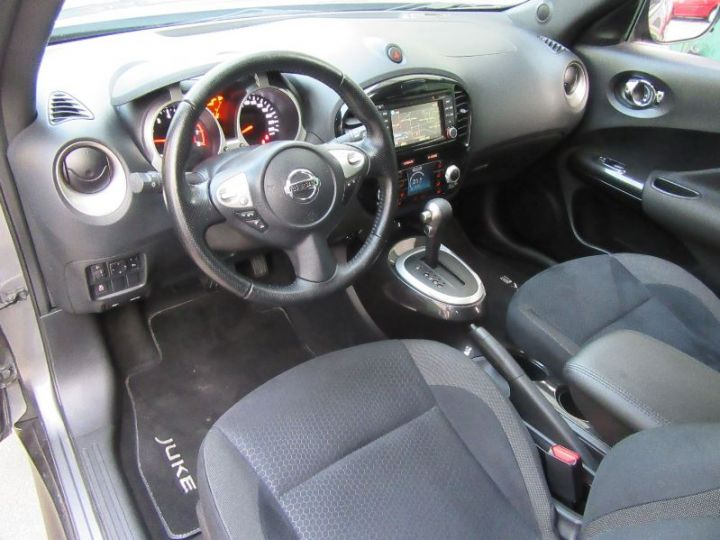Nissan JUKE 1.6 117CH CONNECT EDITION CVT GRIS FONCE Occasion - 2