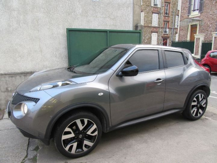 Nissan JUKE 1.6 117CH CONNECT EDITION CVT GRIS FONCE Occasion - 5
