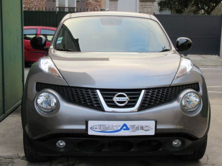 Nissan JUKE 1.6 117CH CONNECT EDITION CVT GRIS FONCE Occasion - 6