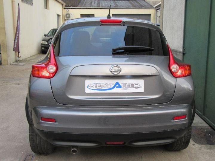 Nissan JUKE 1.6 117CH CONNECT EDITION CVT GRIS FONCE Occasion - 7