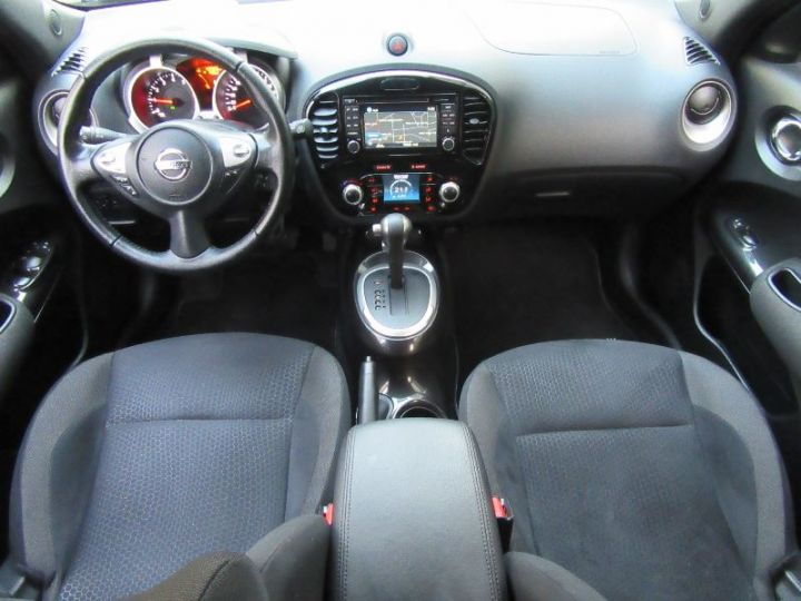Nissan JUKE 1.6 117CH CONNECT EDITION CVT GRIS FONCE Occasion - 9