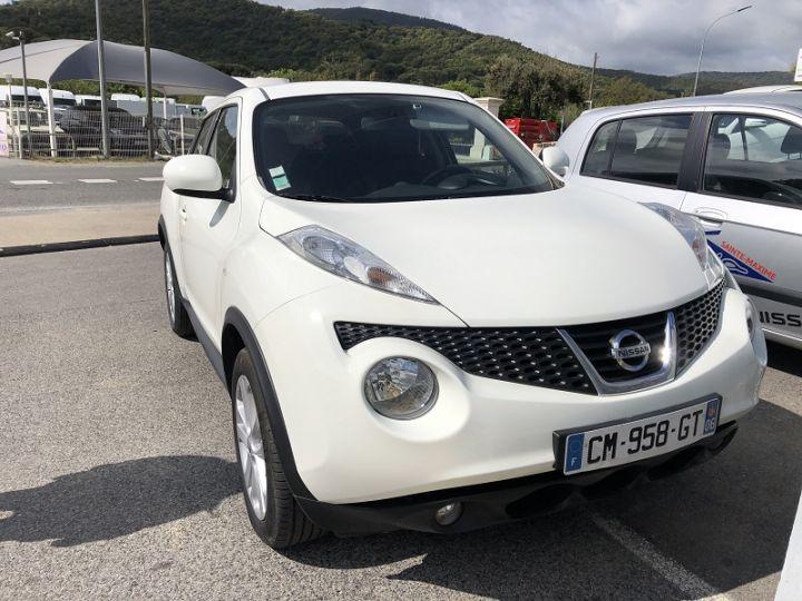 Nissan JUKE 1.6 117CH URBAN PREMIUM CVT Blanc - 1