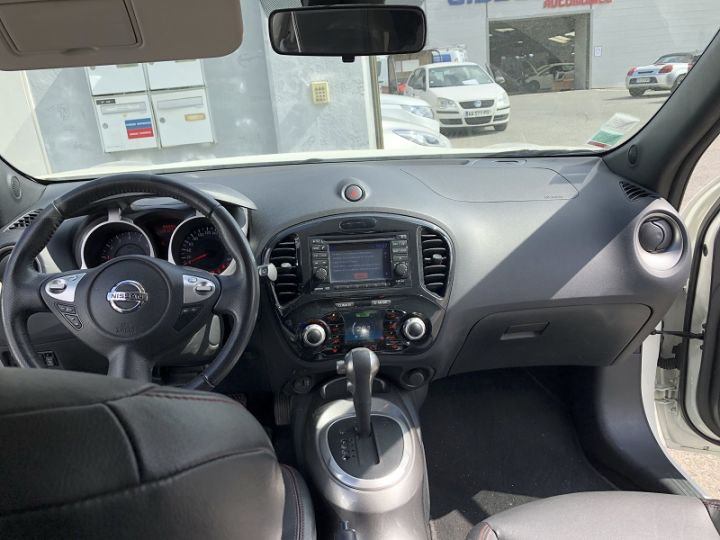 Nissan JUKE 1.6 117CH URBAN PREMIUM CVT Blanc - 4