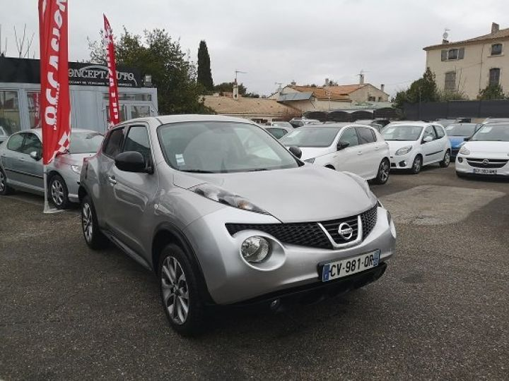 Nissan JUKE connect edition GRIS METALISE Occasion - 1