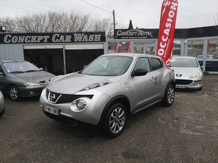 Nissan JUKE connect edition GRIS METALISE Occasion - 2