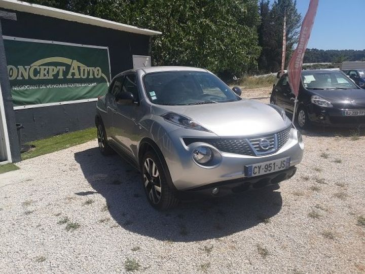 Nissan JUKE CONNECT EDTION GRIS METAL Occasion - 1