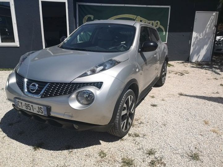 Nissan JUKE CONNECT EDTION GRIS METAL Occasion - 2