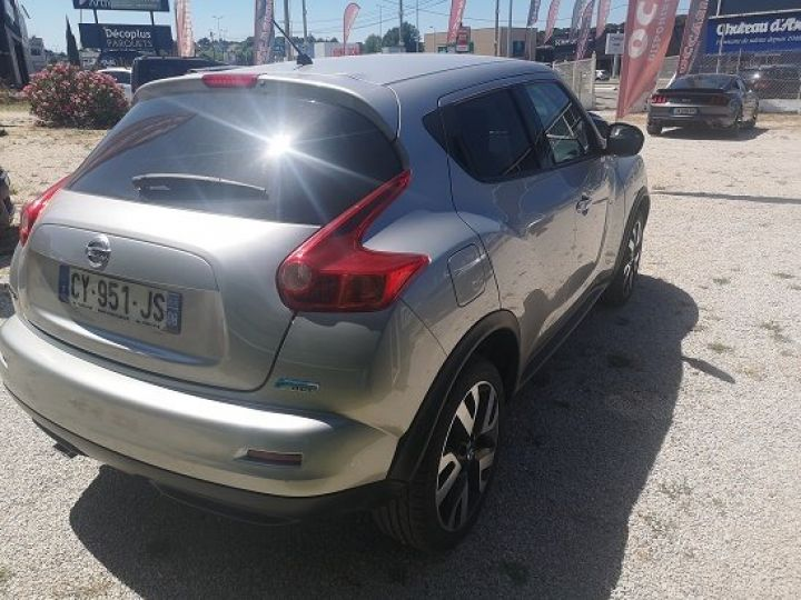 Nissan JUKE CONNECT EDTION GRIS METAL Occasion - 4