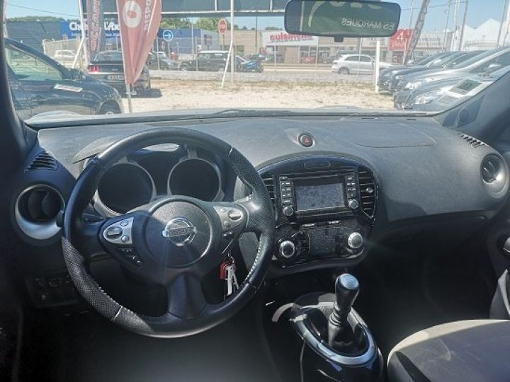 Nissan JUKE CONNECT EDTION GRIS METAL Occasion - 5