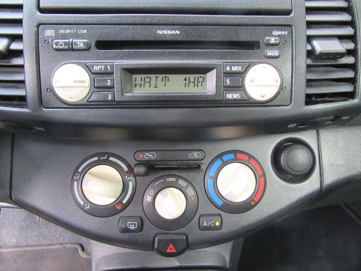 Nissan MICRA 1.5 DCI 86CH ACENTA 5P GRIS FONCE Occasion - 13