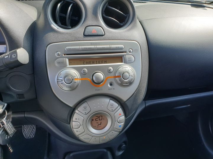 Nissan Micra 4 1.2 80 acenta Blanc Occasion - 6