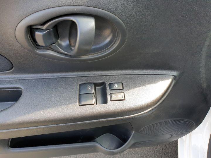 Nissan Micra 4 1.2 80 acenta Blanc Occasion - 11