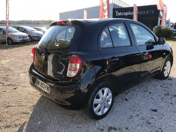 Nissan MICRA CONNECT EDITION PRUNE FONCE METAL Occasion - 3