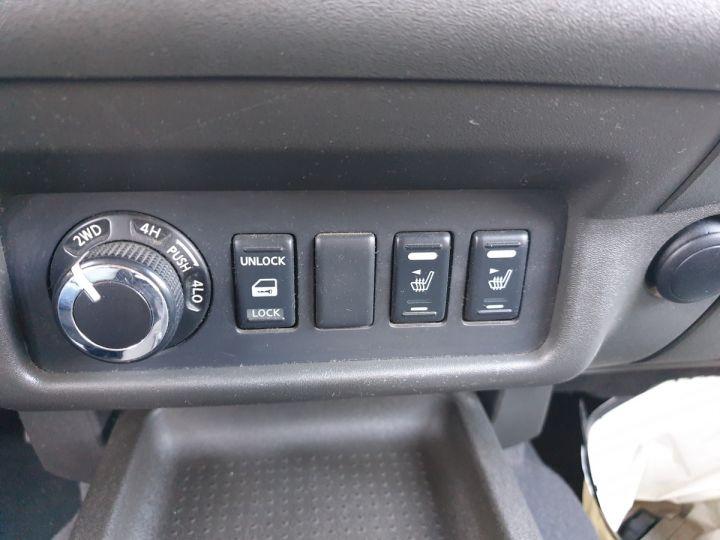 Nissan NAVARA 2 cab 2.5dci 190 4x4 Blanc Occasion - 8