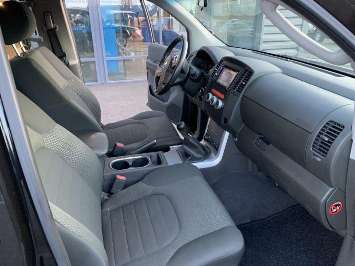 Nissan NAVARA Double cabine 2.5 DCI 190 CV  Noir - 8