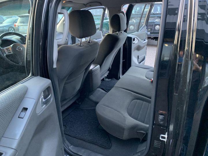 Nissan NAVARA Double cabine 2.5 DCI 190 CV  Noir - 11