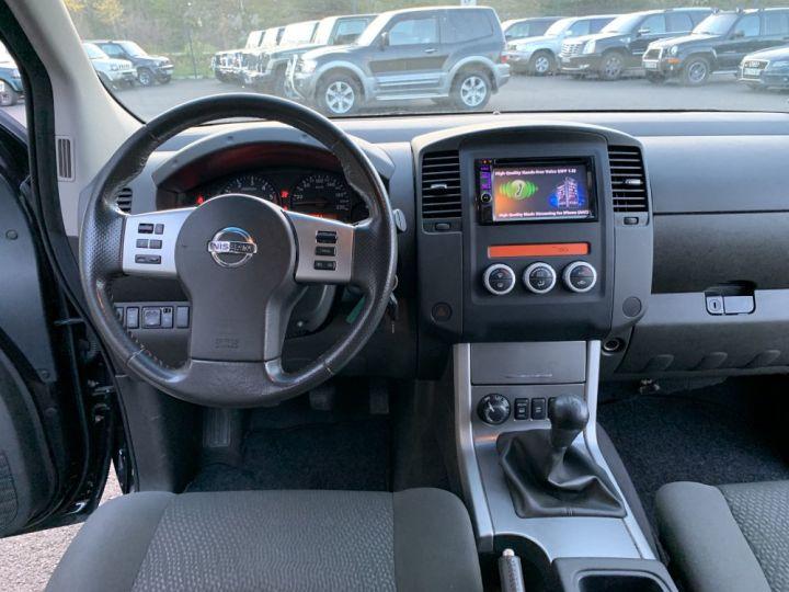 Nissan NAVARA Double cabine 2.5 DCI 190 CV  Noir - 13