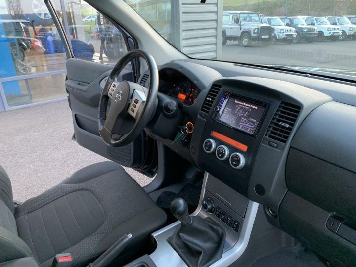 Nissan NAVARA Double Cabine 2.5 DCI 190 CV SE Noir - 9