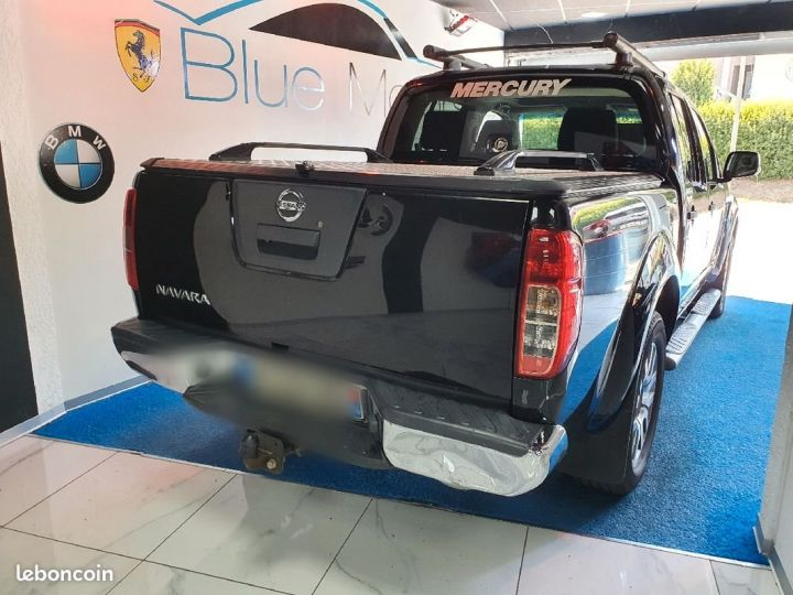 Nissan Navara Pick UP V6 TDI BVA Noir - 2