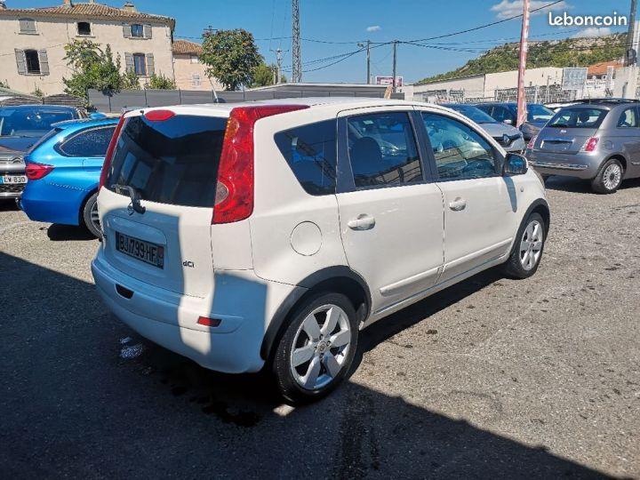 Nissan NOTE ACENTA BLANC METAL Occasion - 4