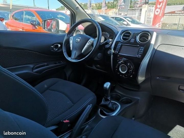 Nissan NOTE CONNECTA BLANC Occasion - 5