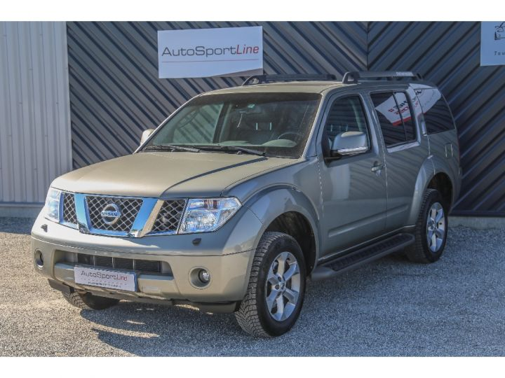 Nissan PATHFINDER 2.5 dCi 7 places Grise - 1