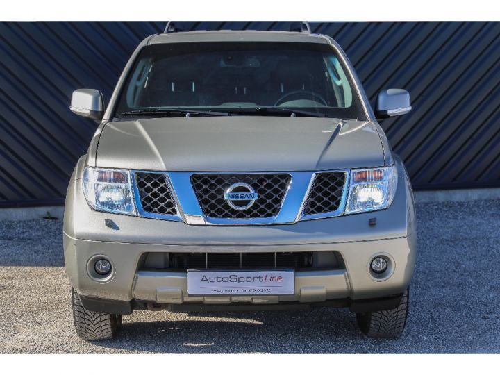 Nissan PATHFINDER 2.5 dCi 7 places Grise - 2