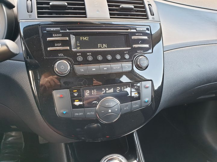 Nissan Pulsar 1.5 dci 110 acenta bv6 Blanc Occasion - 9