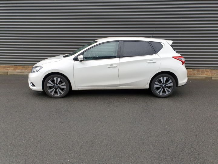 Nissan Pulsar 1.5 dci 110 connect edition bv6 o Blanc Occasion - 4