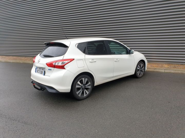 Nissan Pulsar 1.5 dci 110 connect edition bv6 o Blanc Occasion - 16