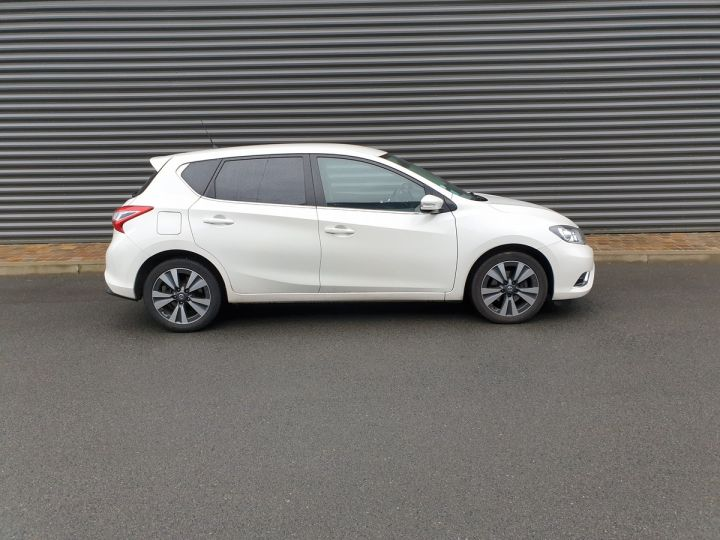 Nissan Pulsar 1.5 dci 110 connect edition bv6 oiii Blanc Occasion - 3