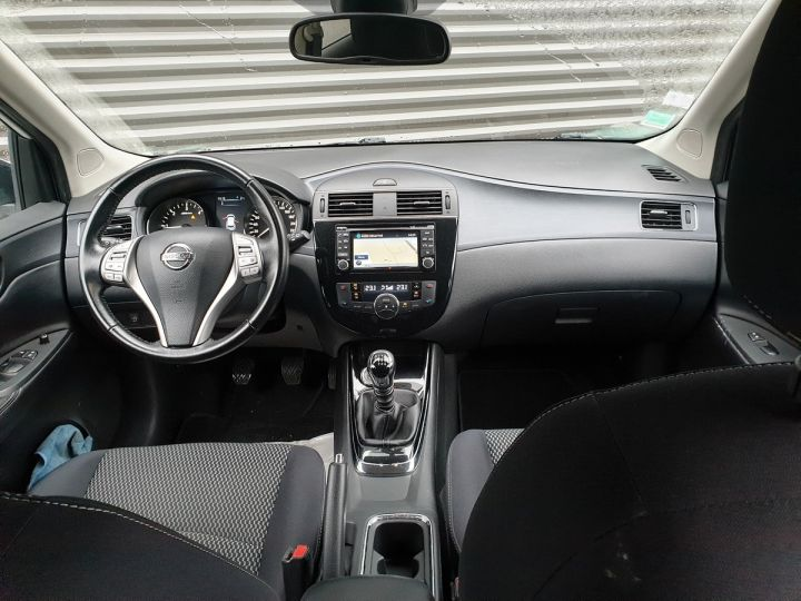 Nissan Pulsar 1.5 dci 110 connect edition bv6 oiii Blanc Occasion - 5